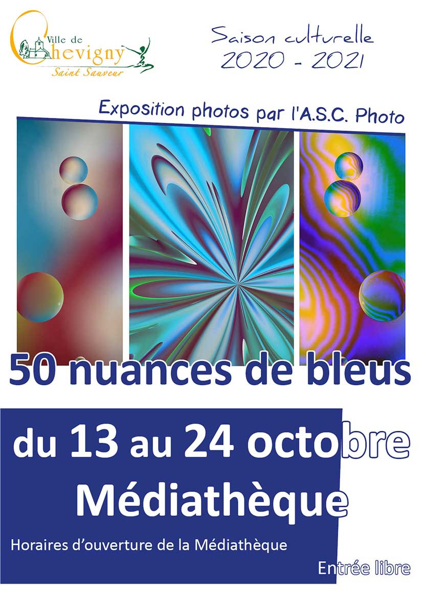 Exposition du Club Photo de Chevigny Saint Sauveur